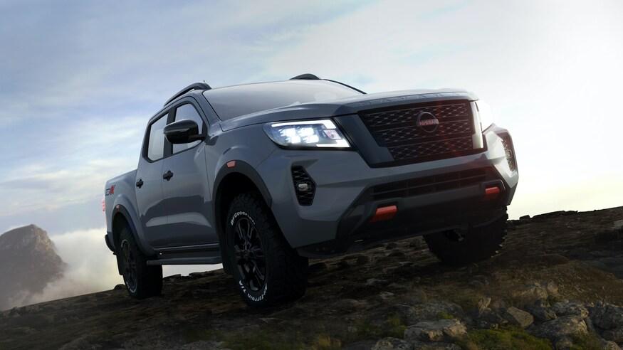 Nissan Frontier in Redlands