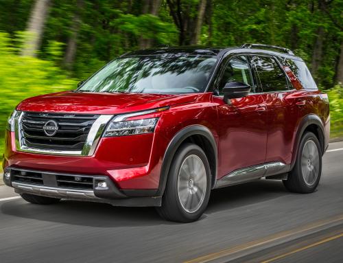 Preview of 2022 Nissan Pathfinder in Redlands