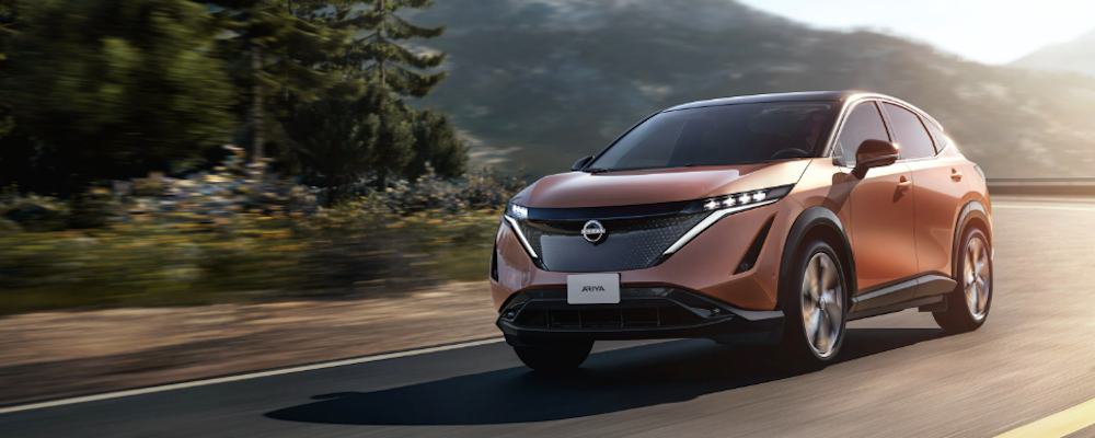 Nissan's To-Be-Announced All-Electric Compact Crossover SUV