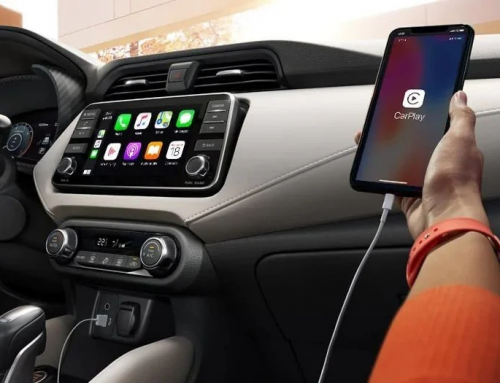 2021 Sentra Smartphone Integration