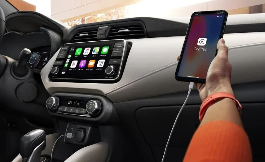 Sentra Smartphone Integration